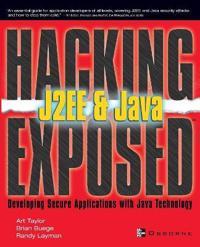 Hacking Exposed J2Ee & Java