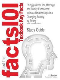 Studyguide for the Marriage and Family Experience