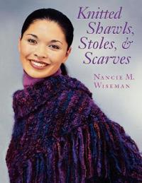 Knitted Shawls, Stoles, & Scarves