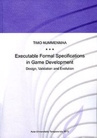 Executable Formal Specifications in Game Development