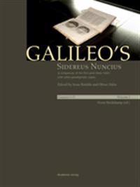 Galileo's Sidereus Nuncius