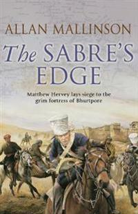 Sabres edge - (matthew hervey 5)