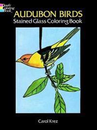 Audubon Birds Coloring Book