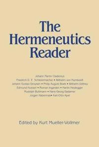 The Hermeneutics Reader