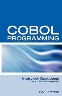 COBOL Programming Interview Questions, Answers and Explanations