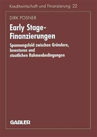 Early Stage-finanzierungen