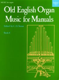 Old English Organ Music