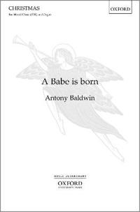 A Babe is born