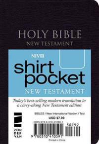 Shirt-Pocket New Testament-NIV