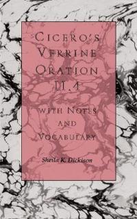 Cicero's Verrine Oration Ii.4