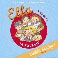 Ella ja kaverit - Kaikki laulaa! (cd)