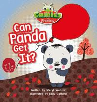 Bug Club Comics for Phonics Set 05 Pink B Can Panda Get It?