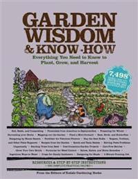 Garden Wisdom And Know-How