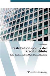 Distributionspolitik Der Kreditinstitute