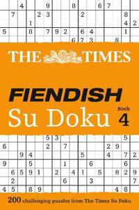 The Times Fiendish Su Doku Book 4
