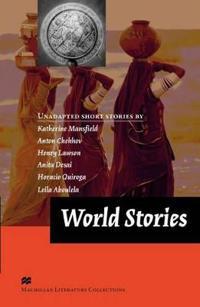 Macmillan Literature Collection - World Stories - Advanced C2