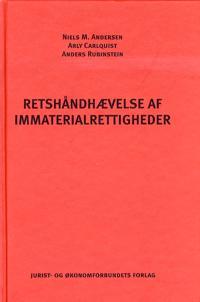 Retshåndhævelse af immaterialrettigheder