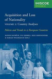 Acquisition and Loss of Nationality