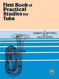 Practical Studies for Tuba, Bk 1