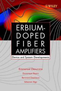 Erbium-Doped Fiber Amplifiers