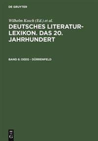 Deeg - Dürrenfeld