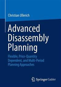Advanced Disassembly Planning