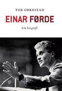 Einar Førde - Tor Obrestad pdf epub