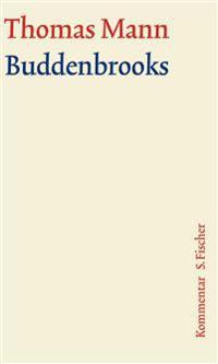 Buddenbrooks. Große kommentierte Frankfurter Ausgabe. Kommentarband