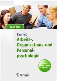 Arbeits-, Organisations- Und Personalpsychologie Fur Bachelor. Lesen, Horen, Lernen Im Web