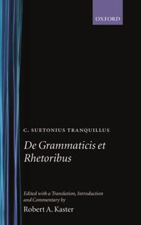 De Grammaticis Et Rhetoribus