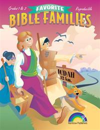 Favorite Bible Families, Grades 1-2
