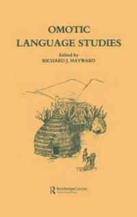 Omotic Language Studies