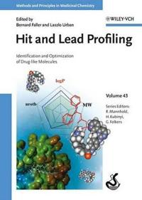 Hit and Lead Profiling: Identification and Optimization of Drug-Like Molecules