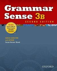 Grammar Sense: 3: Student Book B with Online Practice Access Code Card