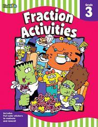 Fraction Activities Grade 3