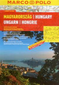 Marco Polo Magyarorszag / Hungary / Ungarn / Hongrie