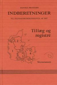 Danske præsters indberetninger til Oldsagskommissionen af 1807