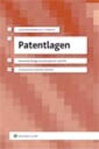 Patentlagen : kommentar till lagen som den lyder den 1 juli 2013