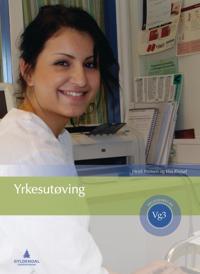 Yrkesutøving; helsesekretær vg3