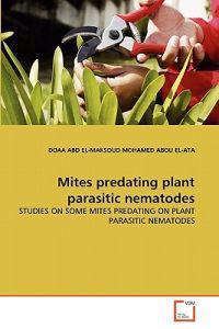 Mites Predating Plant Parasitic Nematodes