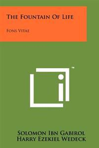 The Fountain of Life: Fons Vitae