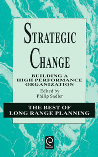 Strategic Change