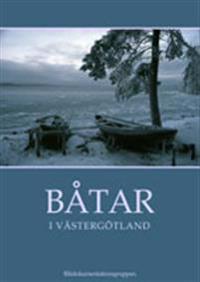 Båtar i Västergötland