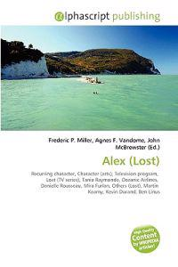 Alex (Lost)