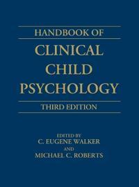 Handbook of Clinical Child Psychology