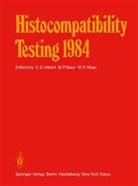 Histocompatibility Testing 1984