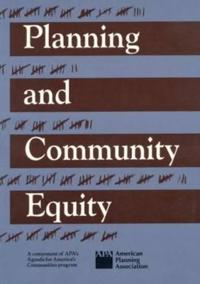 Planning and Community Equity