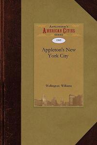 Appleton's New York City and Vicinity Gu