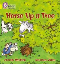 Horse up a Tree