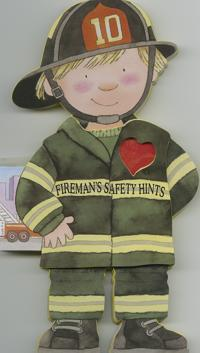 Fireman's Safety Hints